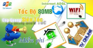 Lắp mạng FPT huyện Lạng Giang
