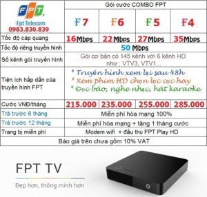 Lắp Mạng Cáp Quang FPT Thị Trấn Tân Dân